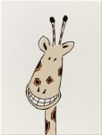 STEULER Louis&Ella 34 056 dekor żyrafa uśmiech kolor