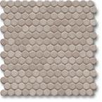 Jasba Loop mozaika okrągła śr.2cm elfenbein glanzend