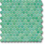 Jasba Loop mozaika okrągła śr.2cm seegrun glanzend
