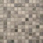 Jasba Traces mozaika 2x2 cm mineralbraun-mix