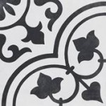Peronda Cuban White Ornate 22,3×22,3