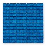 BARWOLF Mozaika szklana 2,3x2,3cm deep sea