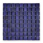 BARWOLF Mozaika szklana 3x3cm amethyst violet