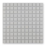 BARWOLF Mozaika gresowa antypoślizgowa 2,5x2,5cm White