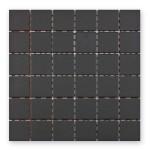 BARWOLF Mozaika gresowa antypoślizgowa 4,7x4,7cm Black