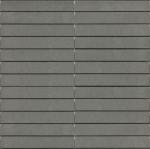 BARWOLF Mozaika bazaltowa prostokątna 2,3x14,8cm
