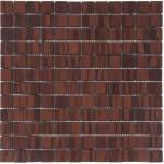 Bambu Acajou mozaika drewniana 2,3x2,3cm BATI ORIENT