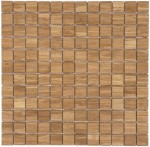Bambu Chene mozaika drewniana 2,3x2,3cm BATI ORIENT
