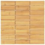 Bambu Pin mozaika drewniana 3,1x9,8cm BATI ORIENT