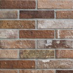 Bristol red brick 6*25cm  Rondine