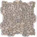 Mozaika kamienna Galets Scies Beige 30x30cm BATI ORIENT