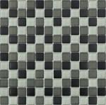 BARWOLF Mozaika szklana 2,3x2,3cm graffitmix