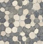 BARWOLF Mozaika kamienie szlifowane 2 30x30cm