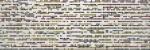 Zero White Decor  płytka ścienna 25,1x75,6cm APARICI