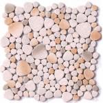 BARWOLF Mozaika ceramiczna kiesel rustic