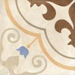 RONDINE Swing płytka 20,3x20,3 beige multicolor 03