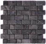 BARWOLF Mozaika łupkowa prostokątna 30,5x30,5cm