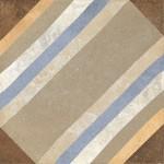RONDINE Swing płytka 20,3x20,3 beige multicolor 04