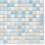 JASBA LaVita Mozaika 2x2cm 3604H cloudy blue półmat