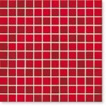 JASBA LaVita Mozaika 2x2cm 3606H cherry red półmat