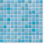JASBA LaVita Mozaika 2x2cm 3609H crystal turquoise półmat