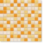 JASBA LaVita Mozaika 2x2cm 3605H sunny orange półmat