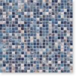 JASBA Kauri 8703H szaro-niebieska mix błyszcząca
