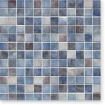 JASBA Kauri 8723H niebiesko-szara mix błyszcząca
