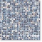 JASBA Kauri Secura 8753H niebiesko-szara mix antypoślizgowa mat