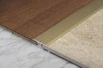Prosystem profil do podłóg z drewna 29/ST alumninium SREBRNE 69142 ProfilPas