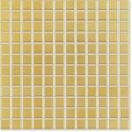 Jasba Fresh mozaika 2 x 2 cm 2452 gold seidenglanz