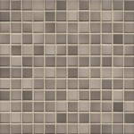 Jasba Fresh Mozaika Ścienna 2 x 2 cm 41302H taupe-mix non-slip