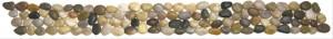 Mozaika kamienna Galets Polis Mix 10x100cm BATI ORIENT