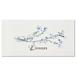 APE Biselado Blanco Linum 20 x 10 cm Dekoracja Ścienna